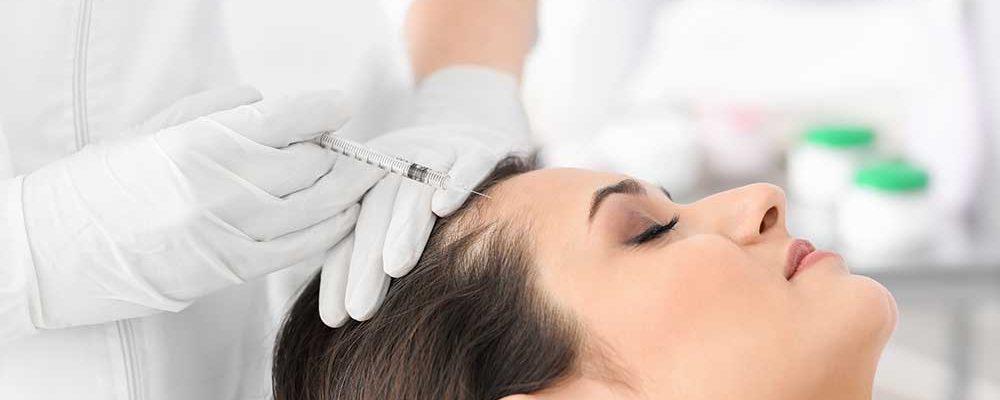 טיפולי PRP לאובדן שיער